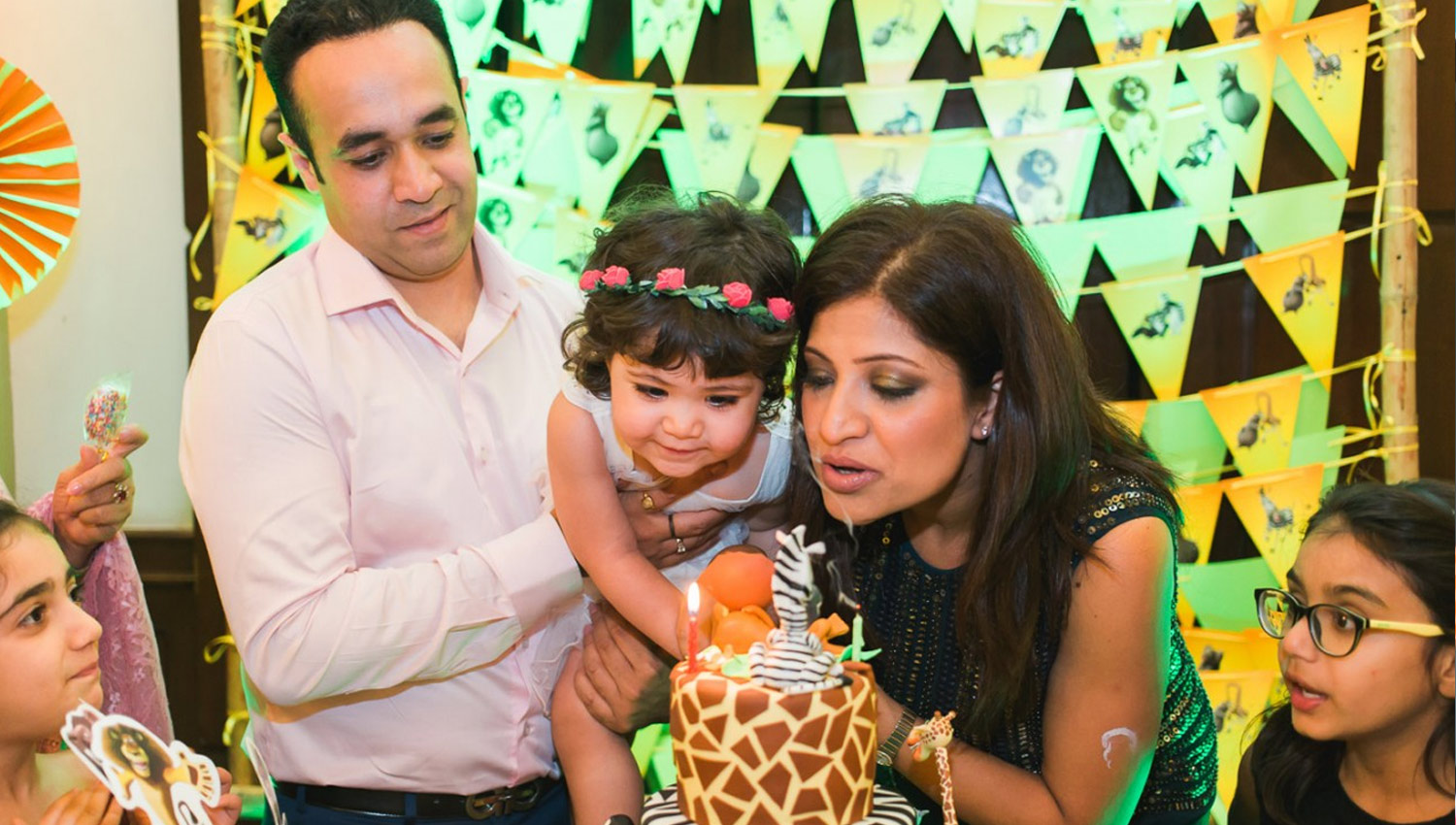 Birthday Party Oraganisers in Delhi, Gurgaon, Noida, Ghaziabad